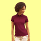 Fruit of the Loom - Ladies Polo Mischgewebe