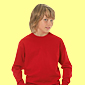 Fruit of the Loom - Kids LS Value Weight T